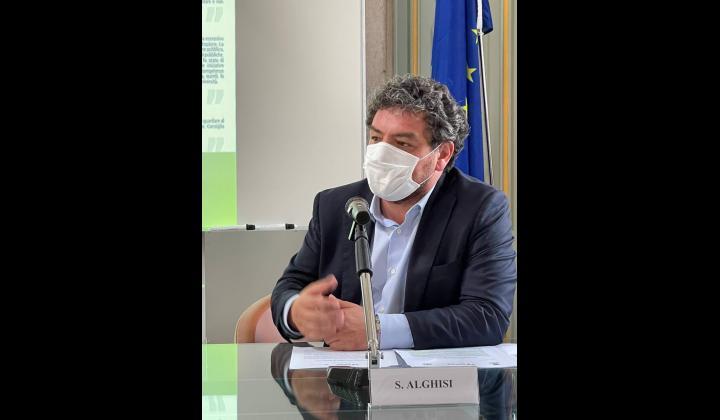 Samuele Alghisi - Presidente della Provincia di Brescia