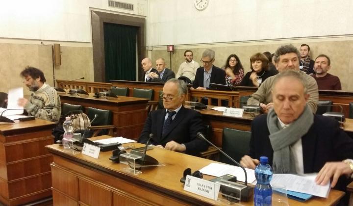 Prima seduta del Consiglio Provinciale