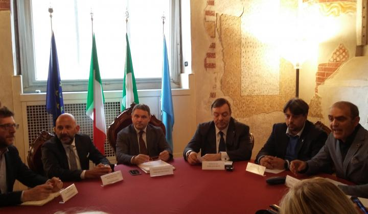 Politically Connect: conferenza stampa