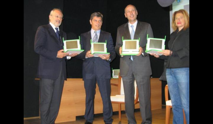 OLPC - I Laptop arrivano nelle scuole bresciane ed etiopi