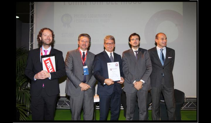 Premio e-government 2013 con il Cruscotto delle Performance