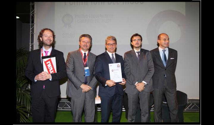 Premio e-government 2013 con il Cruscotto delle Performance
