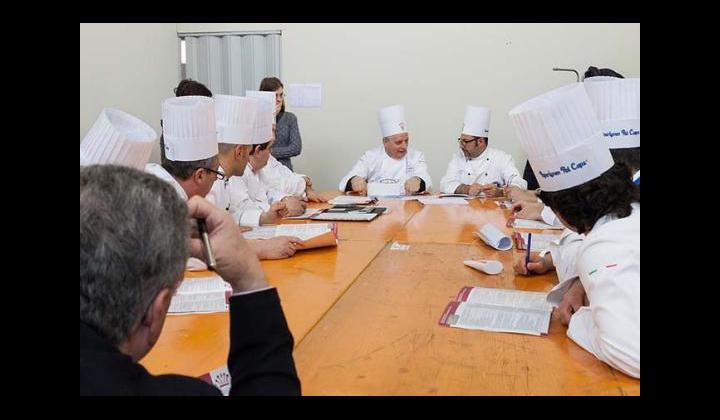 Consultazioni della giuria - Gran Trofeo d'oro 2013