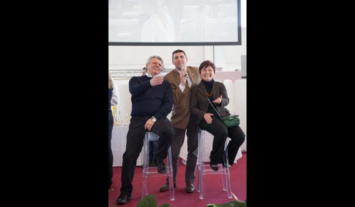 Gli organizzatori - Gran Trofeo d'oro 2013