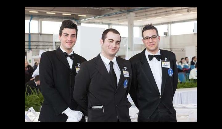 i ragazzi di sala  - Gran Trofeo d'oro 2013