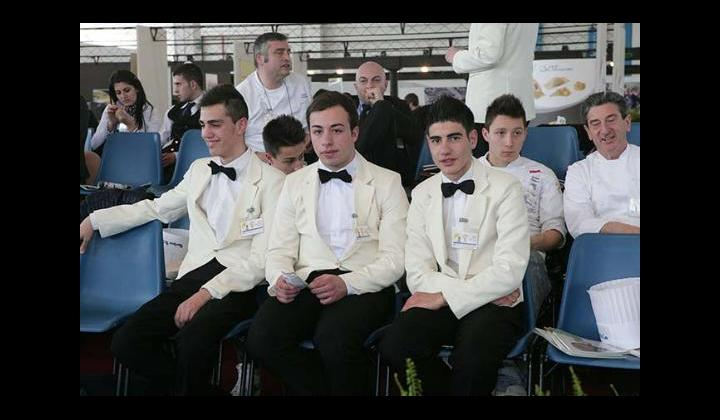 i ragazzi - Gran Trofeo d'oro 2013