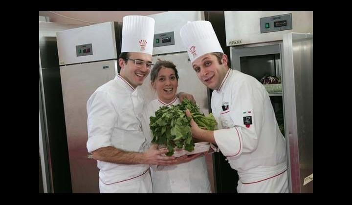 i ragazzi di cucina - Gran Trofeo d'oro 2013