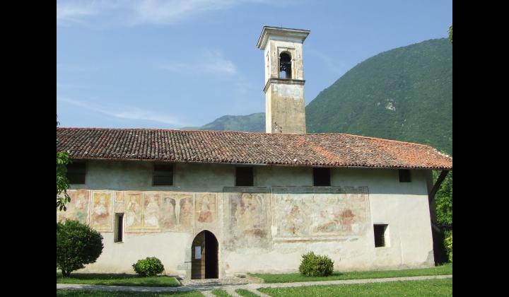SP 32 - Chiesa di S.Giorgio a Cislano - 5