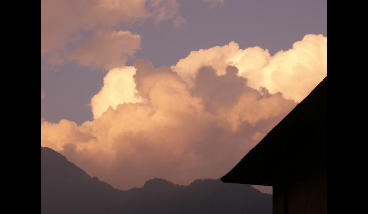 SP 6 - Nuvole al tramonto - 2