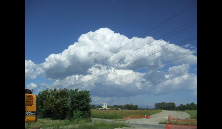 SPBS 235 - Variante (Orzivecchi) - Nuvole sul cantiere - 9