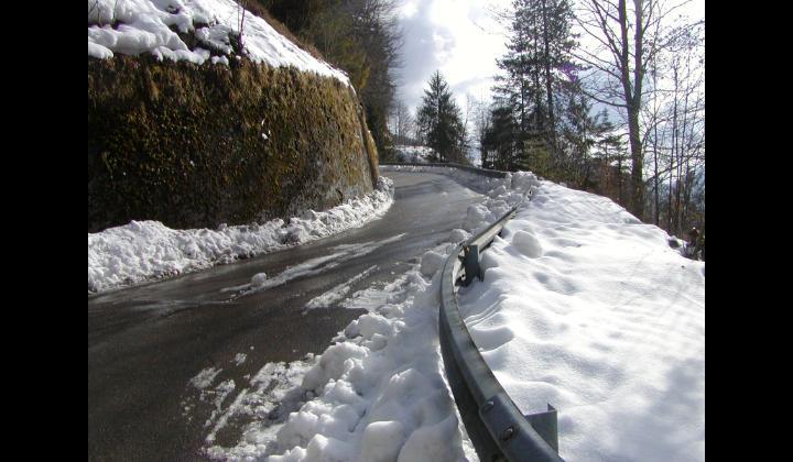 SP 9 (Magasa) - Neve primaverile - 7
