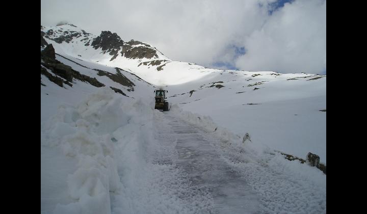 SPBS 300 km 14+500 - Passo del Gavia - 4