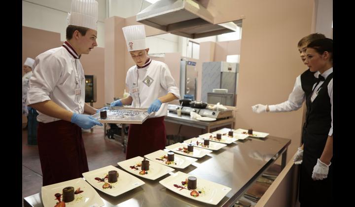 Gran Trofeo d'Oro 2014 - Prova Cucina (Foto 5)