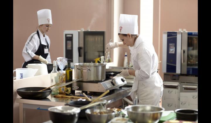 Gran Trofeo d'Oro 2014 - Prova Cucina (Foto 3)