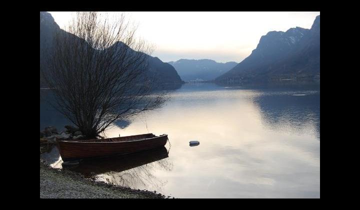SPBS 237 - Vista sul lago d'Idro - 2