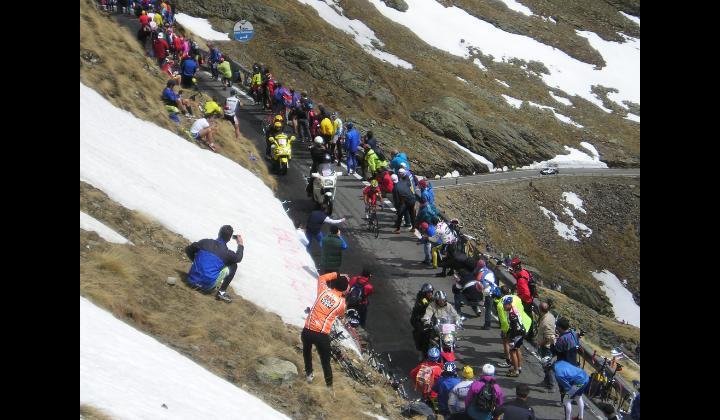 SPBS 300 - Km 27 - Passo del Gavia, Giro d'Italia - 4