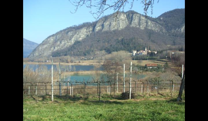 Pista ciclabile Brescia - Paratico, monastero di San Pietro in Lamosa - 6