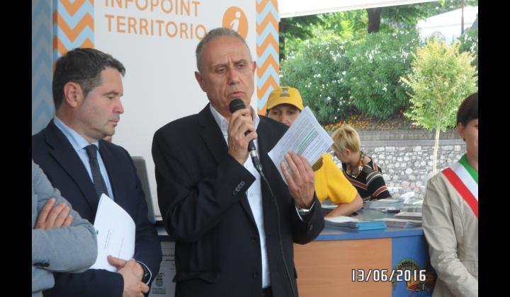 Inaugurazione Infopoint di Sulzano - Foto 4