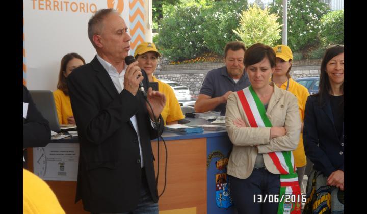 Inaugurazione Infopoint di Sulzano - Foto 6