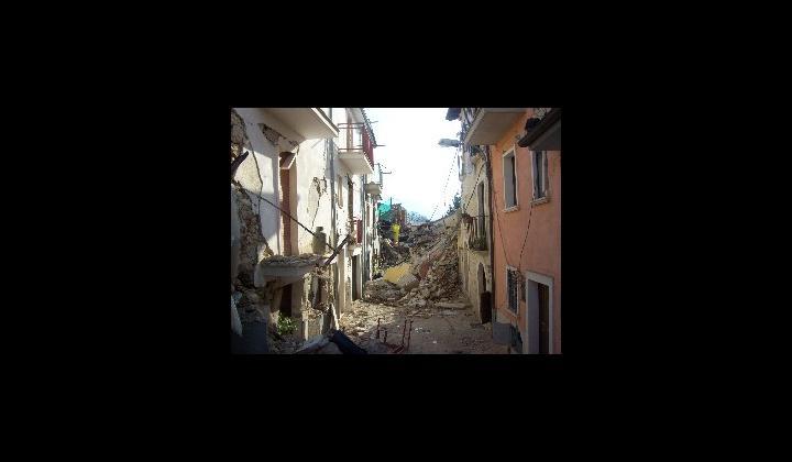 Protezione Civile - Abruzzo 2009