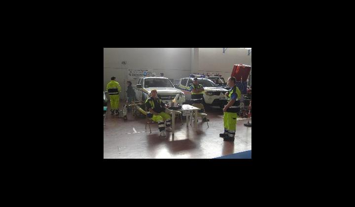 Protezione Civile - Reas 2009