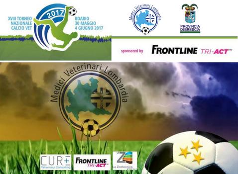 Torneo Nazionale Calcio Veterinari - 18° edizione