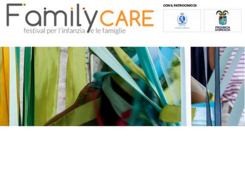 Family CARE - Festival per l'infanzia e le famiglie