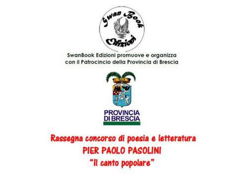 Premio Letterario Pier Paolo Pasolini