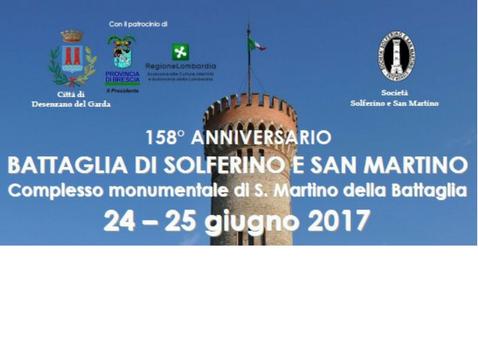 158° Anniversario Battaglia di Solferino e San Martino