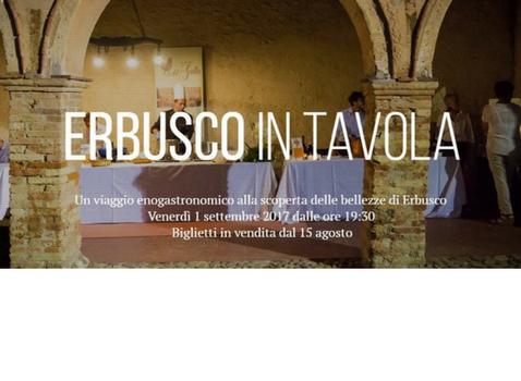 Provincia di brescia - Erbusco in tavola 2017 ...