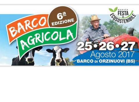 Barco Agricola - 6° edizione