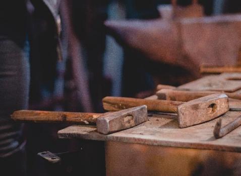 Biennale internazionale di forgiatura al maglio
