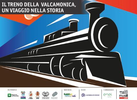 Il treno della Valcamonica, un viaggio nella storia.