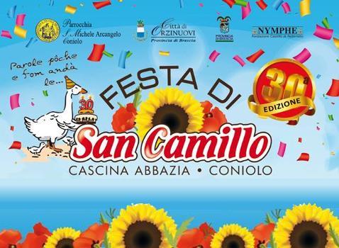 Festa di San Camillo - 30a Edizione