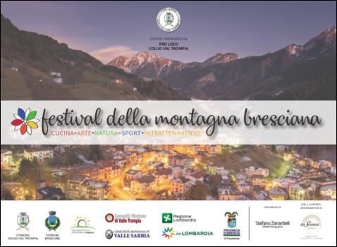 Festival della Montagna Bresciana 2018
