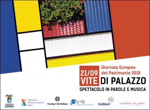Vite di Palazzo - Giornate Europee del Patrimonio