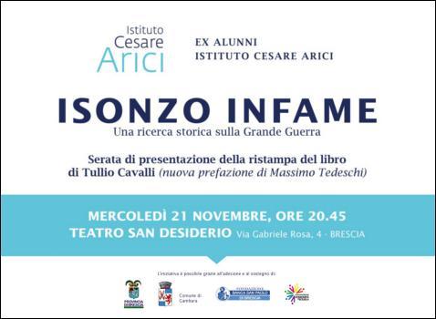 Isonzo Infame