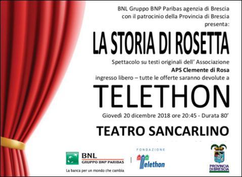 La Storia di Rosetta