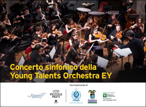 Concerto sinfonico della Young Talents Orchestra EY