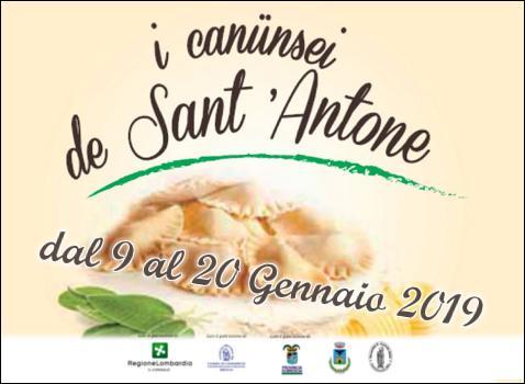 I Canunsei de Sant'Antone - Edizione 2019