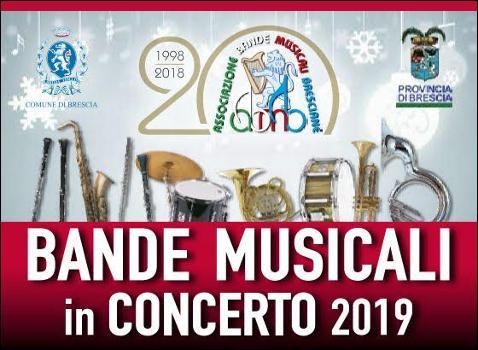 Bande Musicali in Concerto