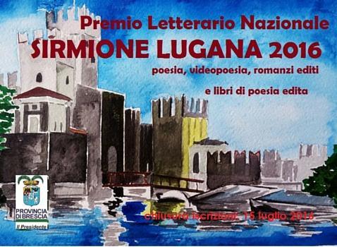 Premio Letterario Nazionale Sirmione Lugana 2016