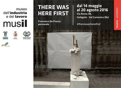 Mostra There was here first