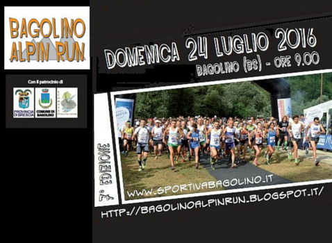Bagolino Alpin Run