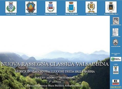 Nuova rassegna classica Valsabbina