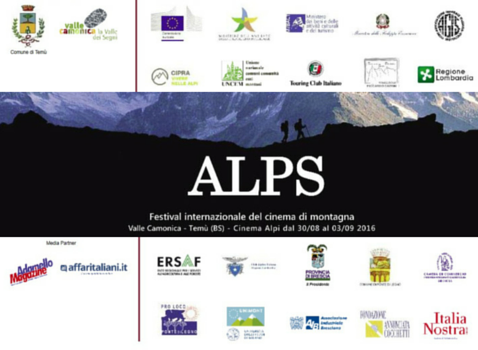 Festival Internazionale del cinema di montagna - 1° edizione diAlps