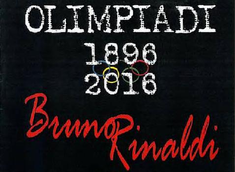 Olimpiadi 1896-2016: Bruno Rinaldi