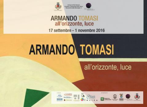 Armando Tomasi - All'orizzonte luce