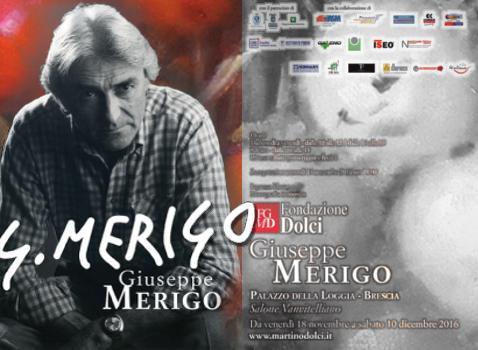 Giuseppe Merigo - Monografia in mostra