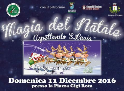 La Magia del Natale - Aspettando la Santa Lucia